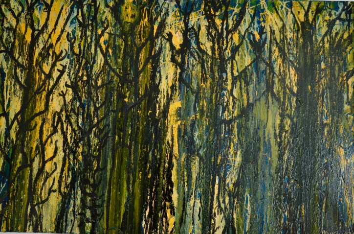Down in The Forrest wher everything is real, TheZapruderArtMovement