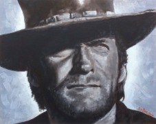 Clint Eastwood (a Fistfull of Dollars